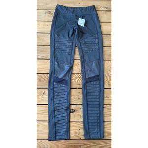 NWT ELECTRIC YOGA High Waisted Leggings XS Grey